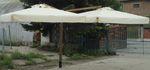 Здрав рекламен чадър Пловдив