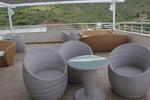 Цена на маси и столове от ратан слонова кост