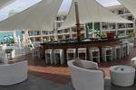 Дизайнерски бар столове от ратан за заведения