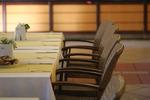 Уникални столове от ратан за ресторанти