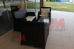 Мебели маси и столове от ратан за интериор