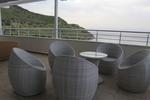 Уникални маси и столове ратан бежови