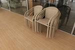 Екзотични маси и столове ратан бежови