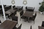 Промоция на столове от ратан за заведения