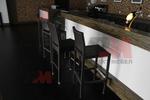 Универсални бар столове от ратан за заведения за всесезонно използване