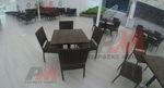 Луксозни маси и столове ратан за лятни заведения
