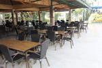 Маси и столове от ратан за хотел в различни цветове и плетки
