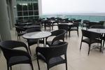 Ратанови мебели от ратан антрацит