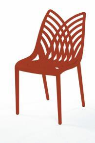 Дизайнерски стол с кожа или дамаска