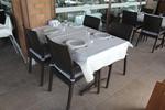 Обзавеждане с маси и столове от ратан за интериор