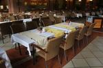 Удобни столове от ратан за ресторанти