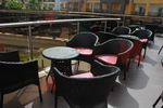 Ниски цени на маси и столове от черен ратан