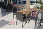 Красиви маси и столове от евтин ратан