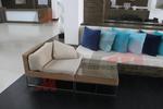 Дизайнерски дивани от ратан