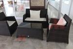 Качествени столове от ратан за заведения