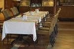 Дизайнерски столове от ратан за ресторанти
