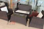 Дизайнерски маси и столове от евтин ратан