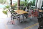 Ниски цени на маси и столове от евтин ратан