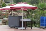 Плетени чадъри цена