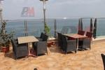 Маси и столове от ратан за кафенета в различни цветове и плетки