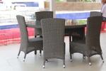 Столове от ратан за ресторанти за къща