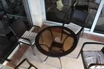 Качествени маси и столове ратан за зимна градина