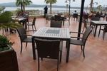 Удобни маси и столове ратан за заведения