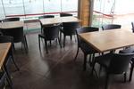 Ниски цени на маси и столове ратан за заведение