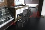 Бар столове от ратан за заведения,придаващи стил и комфорт