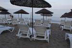 Шезлонги за голям плаж за басейни
