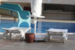 Шезлонги за малък басейн цени