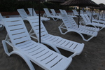 Шезлонги модерни плажни за Вашата градина