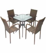 цени Мека мебел от ратан за външно и вътрешно ползване  Пловдив