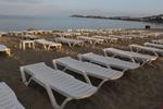 Шезлонги за плаж за лятно заведение