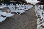Шезлонги за голям плаж, скъпи