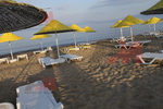 Шезлонг за голям плаж
