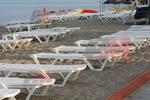 Шезлонг за голям плаж за басейн