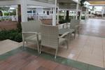 Топ качество на маси и столове ратан за кафене
