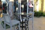 Цена на бар столове от ратан за заведения