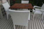 Ратанови мебели за лятни заведения