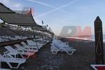 Универсални шезлонги модерни плажни за всесезонно използване