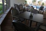 Пластмасови евтини столове за хотели