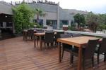 Стилни маси и столове от изкуствен ратан