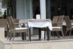 Елегантни и удобни маси и столове от изкуствен ратан