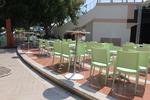 Външни пластмасови столове за градина