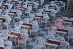 Пластмасови евтини столове