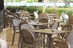 Градински столове за басейн, от пластмаса