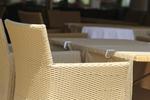 Комплекти, произведени от ратан за заведения