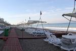 Шезлонг за малък плаж на едро