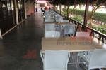 Пластмасови столове за басейн, за открито